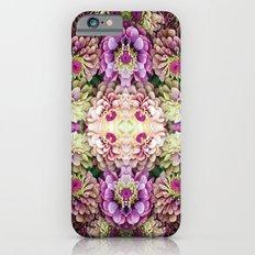 Dark floral Slim Case iPhone 6s