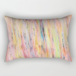 Color gradient and texture 42 Rectangular Pillow