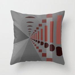 Spacial Thinking Throw Pillow