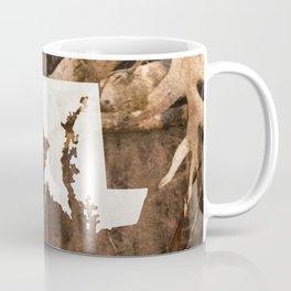 Maryland is Home - Camo Coffee Mug