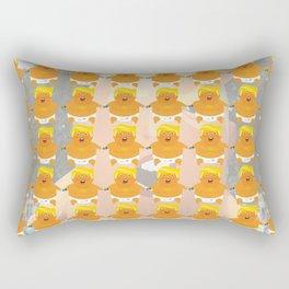 Baby Trump Rectangular Pillow