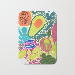 Richness of nature Bath Mat