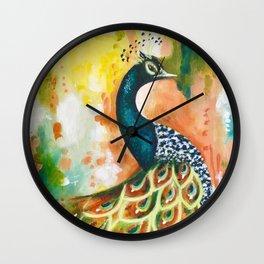 The Empress Wall Clock