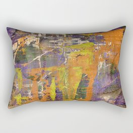 Chaos Rectangular Pillow