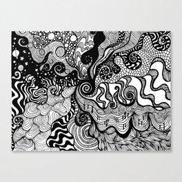 hypnotised Canvas Print