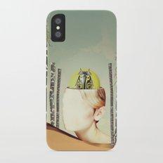 VIAJERA ESPACIAL / OSC2  Slim Case iPhone X