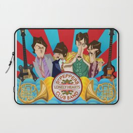 Sgt. Peppers Lonely Hearts Club Band Laptop Sleeve