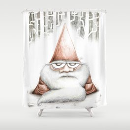 Tomte Shower Curtain