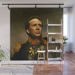 Nicolas Cage - replaceface Wall Mural