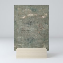 Concrete Abstract #4 Mini Art Print