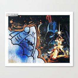 inVader Canvas Print