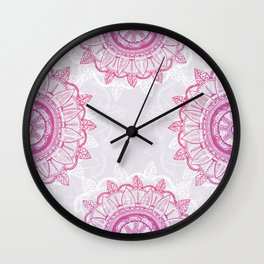 Love is a Lottery Wall Clock