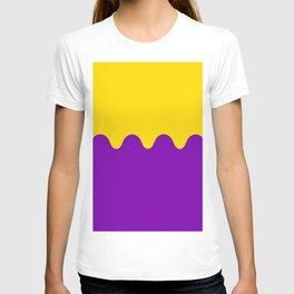 Wavy Intersexual Colors T-shirt
