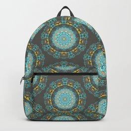 Cactus Sunset Desert Mandala Backpack