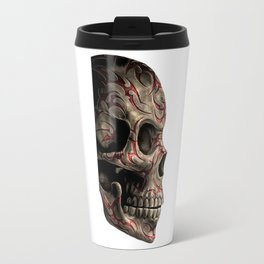 The skull Travel Mug