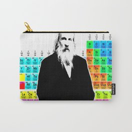 Mendeleev & Periodic Table Carry-All Pouch