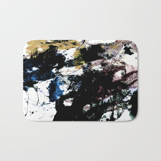 abstract 16 I Bath Mat