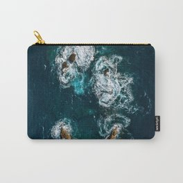 Sea Smile - Ocean Photography Carry-All Pouch