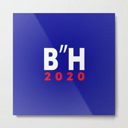 """B""""H Biden Harris 2020 LOGO JKO Metal Print"""