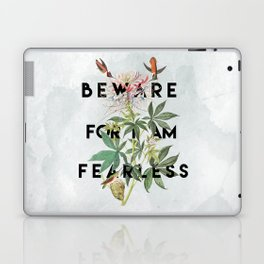 And Therefore Powerful Laptop & iPad Skin
