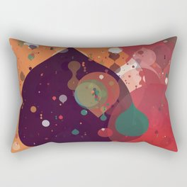 Scatter 1 Rectangular Pillow