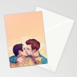 Klaine Engagement Stationery Cards