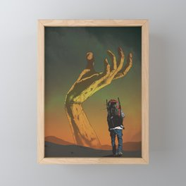 The forgotten Framed Mini Art Print