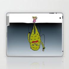 5 o'clock shadow Laptop & iPad Skin