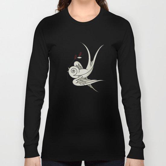 Peace Sparrow Long Sleeve T-shirt