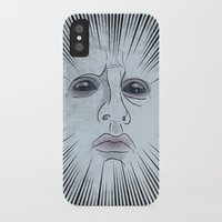 engineer iPhone & iPod Cases featuring Prometheus - Engineer  by max10091901921