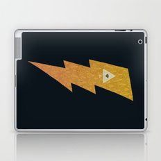 Something with lightning and stuff Laptop & iPad Skin