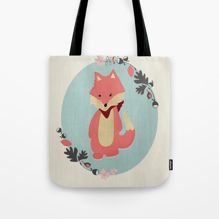 Hey foxy! Tote Bag