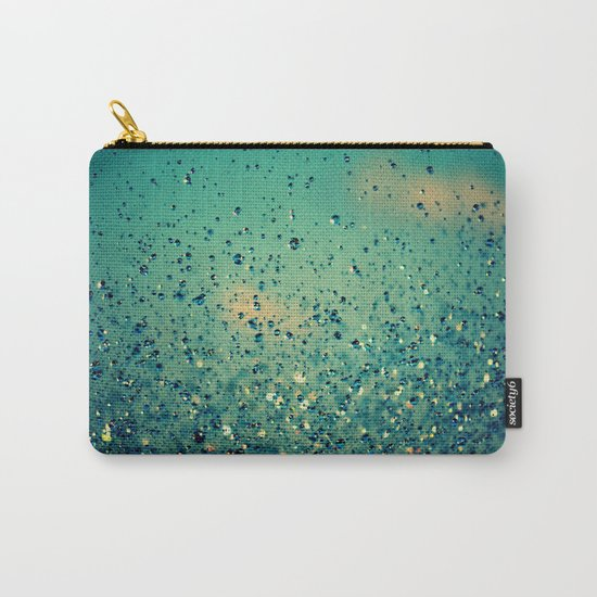 Lullaby, Just Close Your Eyes Carry-All Pouch