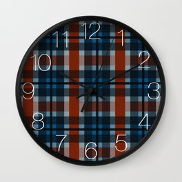 Rock Out 2 Wall Clock