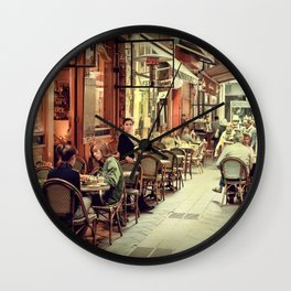 Memory Lane AE Wall Clock