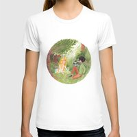 grantaire T-shirts featuring R & the Naiad by foxflowers