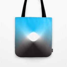 Winter's Eye Tote Bag