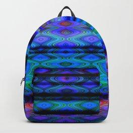 Dreams of Painted Wood Backpack