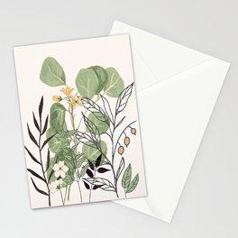 Spring Garden III Stationery Cards