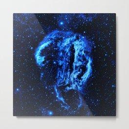 Cygnus Loop Nebula Metal Print