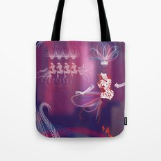 Showgirls Tote Bag