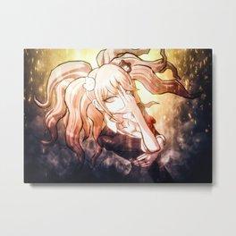 Danganronpa   Junko Enoshima Metal Print