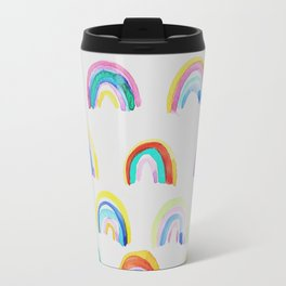 Rainbow Party Travel Mug