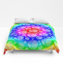 Water Rainbow Comforters