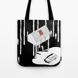 Hereditary by Ari Aster and A24 Studios Tote Bag