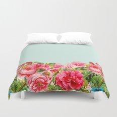 Summer Floral Duvet Cover