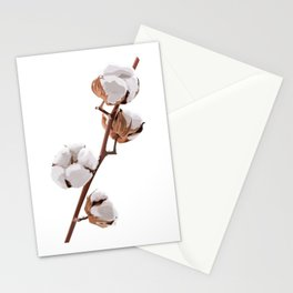 Scandinavian Cotton flower Stationery Cards