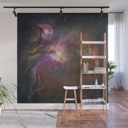 The Orion Nebula by Hubble Space Telescope Wall Mural