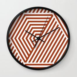Labirinto Wall Clock