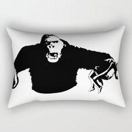 king to the kong Rectangular Pillow